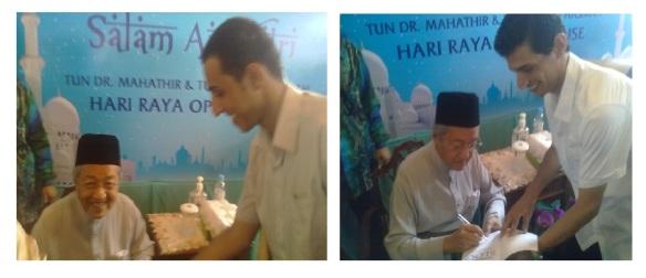 Dr. Mahathir bin Mohamed 1