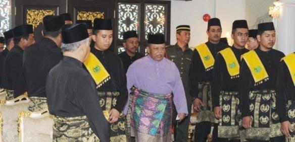 Raja Perlis Tuanku Syed Sirajuddin Putra Jamalullail